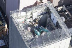解体工事の粉じん被害を抑える方法