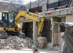 解体工事の分離発注でコスト削減